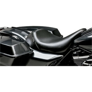 LePera Bare Bones Solo Seat for 2008-2012 Harley Touring FLHT Road King FLHR