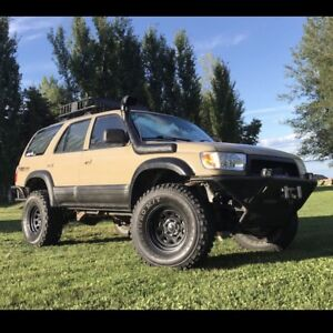 Beautiful 1997 Toyota 4Runner!