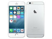 Apple iPhone 6 Plus Smart Phone - White/Silver - Unlocked