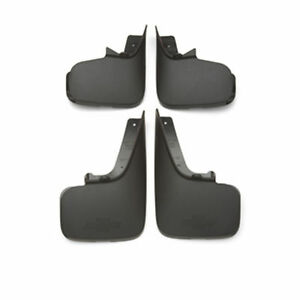 2010-2017 OEM Chev Equinox molded splash guards front and back