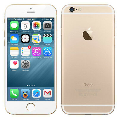 Apple iPhone 6 - 64 GB - GOLD - Imported - FREEBIES worth Rs.1000 for sale  CHENNAI