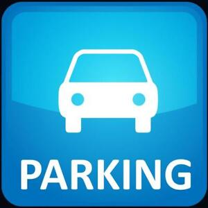 DAYTIME weekday parking space for a smaller car near KGH & HDH