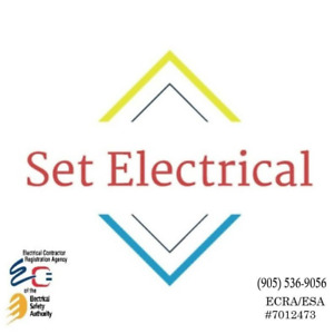 Licensed and Insured Electrician for hire.