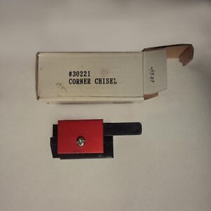 Brand New Square Hole Chisel