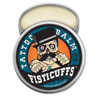 Fisticuffs Tattoo Balm 2 oz.