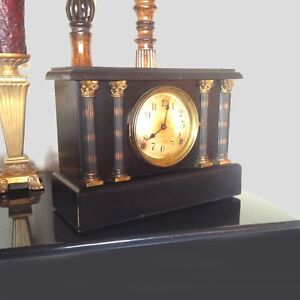 Working Session Mantel Clock