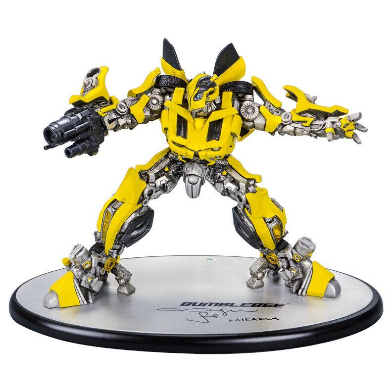 Megan Fox Autographed Universal Studios Exclusive Bumblebee Statue