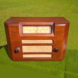 Rodgers Majestic Tube Radio