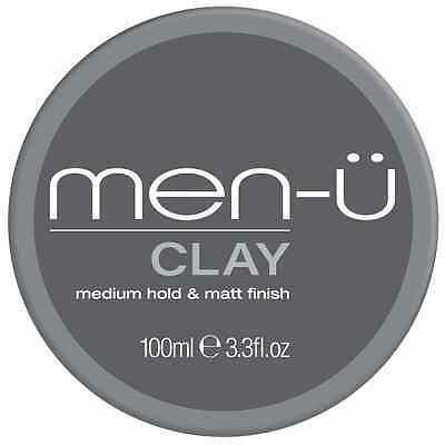 Men-U Clay 100ml