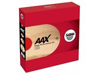 Sabian AAX Stage Performance Set
