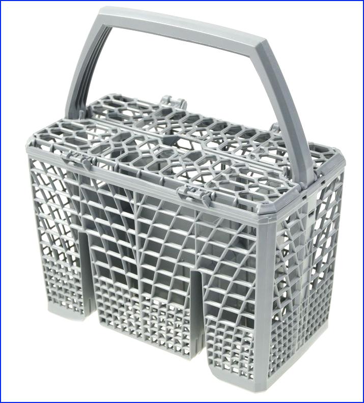 Cestello Posate per Lavastoviglie SMEG Ricambi Cestino Portaposate in Plastica