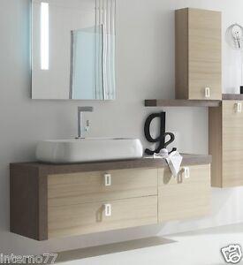 Ly12 mobile arredo bagno sospeso moderno vari - Arredo bagno pietra ...