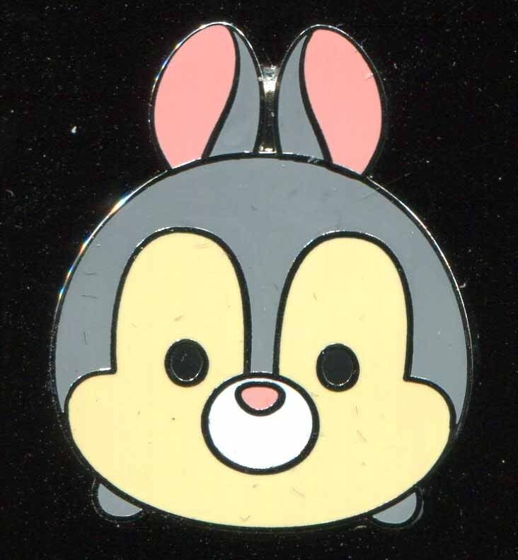 Tsum Tsum Mystery Pack Series 2 Thumper Disney Pin 116161