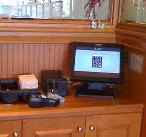 """ALL-IN-ONE 15"""" Touch Screen POS Bar & Restaurant MEV certified"""