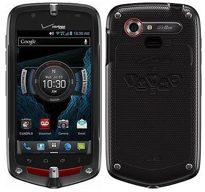 Casio G'zOne Commando 2 C811(Verizon) Rugged Smartphone 4G Cell Phone(Page Plus)