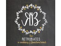The Retrobates Wedding Offer 2017!