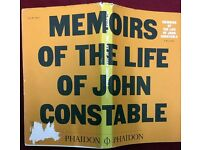 Memoirs of the life of John Constable by CR Leslie
