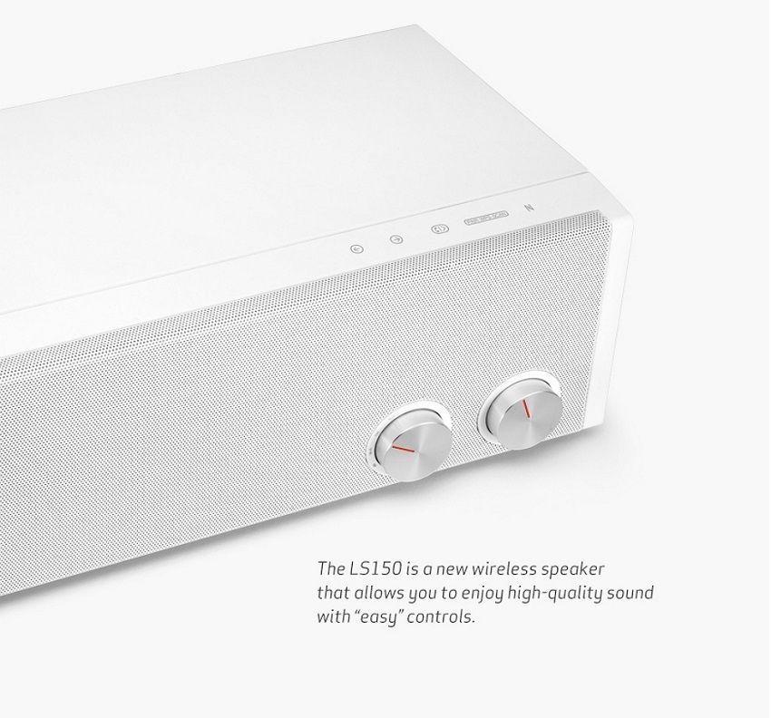 IRIVER LS150  Wifi Bluetooth AUX FM Speaker 3 way 5 Speaker MQS 24bit//192kHz