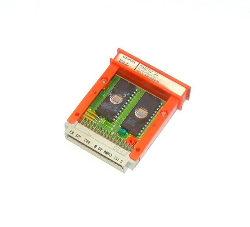 SIEMENS SIMATIC S5    6ES5 910-0AA 31   EPROM  MEMORY MODULE 2K