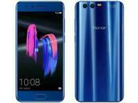 HUAWEI HONOR 9 Blue Brand New