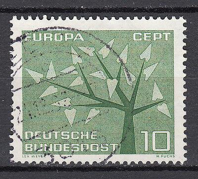 BRD 1962 Mi. Nr. 383 Gestempelt LUXUS!!!