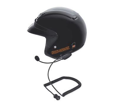 Harley Davidson Premium Stereo Helmet Headset 77147-98A NEW