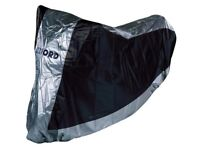 Oxford cover medium for 125cc bikes fitted with top box size