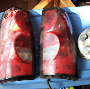 Tail lights off  01 chev