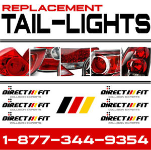 [2008-17] Nissan Rogue ► New Taillights / Lamps ✓ ON SALE