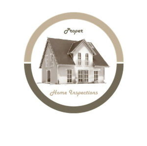 Proper Home Inspections - Certified Professional Inspections