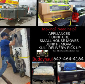 Need a Pick Up Truck or Item Delivered?