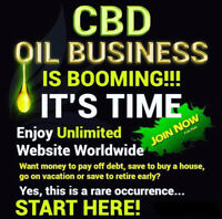 Free CBD business opportunity!