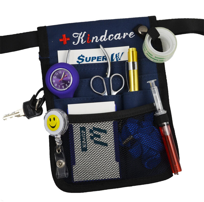 """New Strap Extension Belt for Nurse Pouch /""""extra pocket/"""" Quick Pick Bag"""