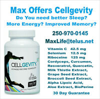 New Health for U with Cellgevity; Join Max International Meetup