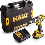 BLACK FRIDAY DeWalt DCD796P1 18V Li-Ion accuboormachine 5.Ah