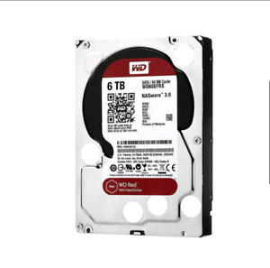 Brand New Western Digital (WD) 6TB Red Drives