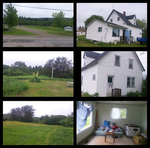 House for sale in Elgin,NB.mom is moovin to seniors home and we