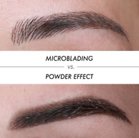 Maquillage permanent / microblading  130$