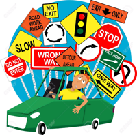 Driving Classes/Lessons/Instructor for Class 5