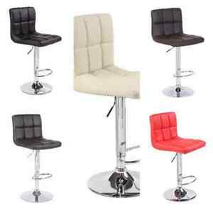 Bar Stool Brand New - Black, Brown, Red, Grey and Cream