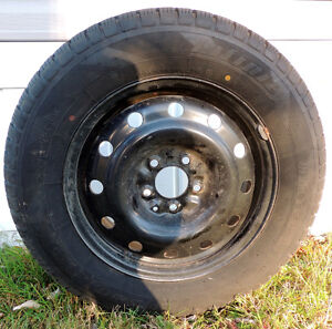 4 WINTER/SNOW TIRES for sale Kitchener / Waterloo Kitchener Area image 3