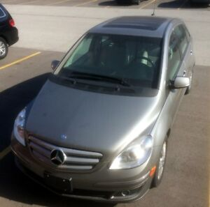 2006 Mercedes-Benz B-Class 4dr HB Turbo Hatchback as is