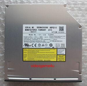 SATA Slot Load Blu-ray Burner BD-RE ReWriter Drive Panasonic UJ265 4 Apple iMac