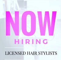Do you want to work at Calgary's top hair salon ?