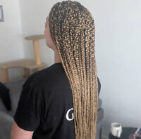 BRAIDS AND EXTENSIONS HAIRSTYLIST