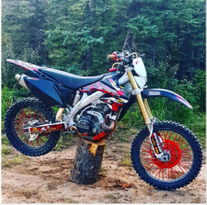Crf 450x trade for quad or sell