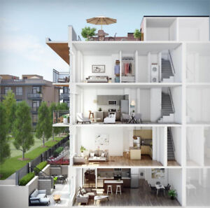 Luxury Rooftop Collection – 2 Story towns  Heartlake Brampton