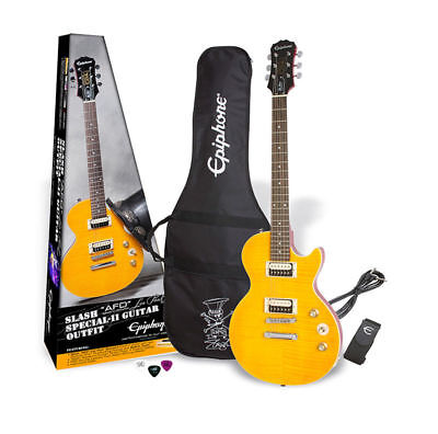 Epiphone Slash AFD LP Les Paul Special ii Electric Guitar Outfit With Gig Bag for sale  Shipping to Canada