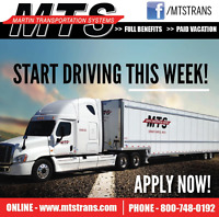 AZ DRIVERS WANTED OTR AND HOME DAILY LANES