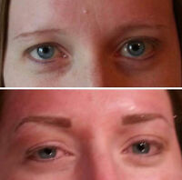 Real mink eyelash Extentions and 3D microblading